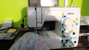 sewing-started