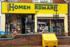 Homeh.... rdware!
