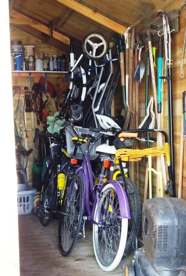 bike-in-shed